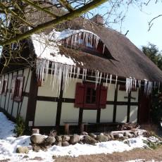 Das Haus von Väterchen Frost
