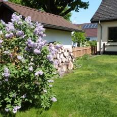 Gartenseite Gästehaus