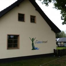 Unser Logo mit der wendischen FrühlingsgöttinebesgöttinS